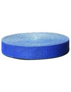 Blau Abgaswickelband 15 meter