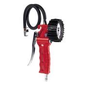 Teng Tools AVIONS, TIRE gonfleur, manomètre 0-10 bar