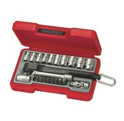 tools  1/4 inch socket wrench set