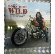 audio  Born to be Wild - book with 4 CDś