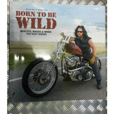 Geboren Wild te zijn - boek met 4 cd's