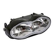 MCS headlight double headlamp oval