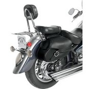Willie + Max Luggage bags BELTED REVOLUTION SADDLEBAGS - Large Synthetic Leather
