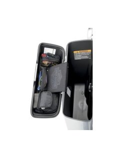 Saddlebag LID ORGANIZER  - FLD Dyna Switchback