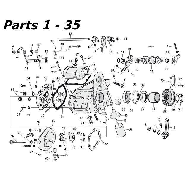 Cb750 Simplified Wiring Diagram as well 775917 Need Exploded Parts Diagram 1994 Evo together with For Harley Springer Front End Parts Exploded Diagram also Manuals diagrams moreover Harley Softail Clutch Diagram. on shovelhead parts diagram
