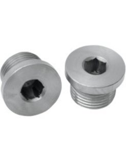 O² sensor port plugs 18mm