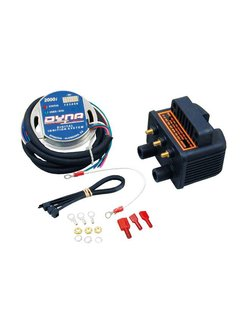 2000I SINGLE FIRE / PLUG KIT, 1 Spule mit 1 TWIN-FIRE II COIL