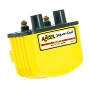 Accel SINGLE FIRE SUPER COIL - Jaune / Noir / Chrome