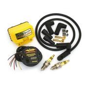 Accel kit de système d'allumage de feu unique,> 70-99 Bigtwin; 71-03 XL