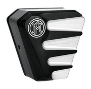 PM Horn cover SCALLOP ASSY - black Chrome or contrast cut