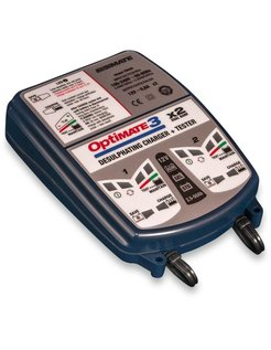 batterie CHARGER OPTIMATE 3 -2 BANKS