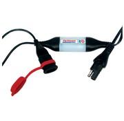 """Tecmate Chargeur USB étanche universelle Avec 40 """"Ø102 SAE Connecteur"""