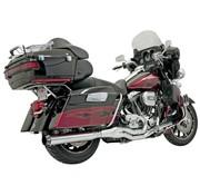 Bassani exhaust  B4 95-16FL Chrome/Black