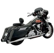 Bassani exhaust  +P B1 95-16FL Chrome/Black