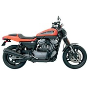 Bassani exhaust  2-1 Road Rage II B1 Power XR1200 -Black