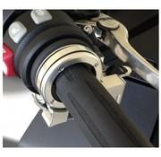 Brakeaway handlebars cruise control - Silverwing Burgman