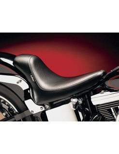 seat   Silhouette Bullet Smooth Solo 00-07 Softail