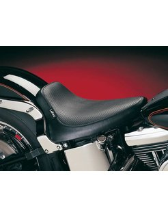 seat solo Silhouette Basket Weave 00-07 Softail