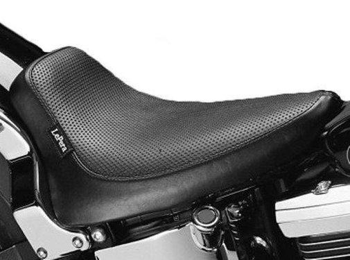 Le Pera seat solo  Silhouette Basket Weave 84-99 Softail