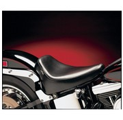 Le Pera Seat Silhouette DeLuxe Solo lisse 84-99 Softail