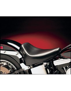 seat solo  Silhouette DeLuxe Smooth 84-99 Softail