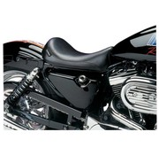 Le Pera seat solo  Silhouette LT Smooth 82-03 Sportster XL With 4.5 Gallon Tank