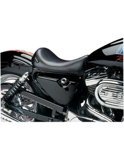 seat solo  Silhouette LT Smooth 82-03 Sportster XL With 4.5 Gallon Tank