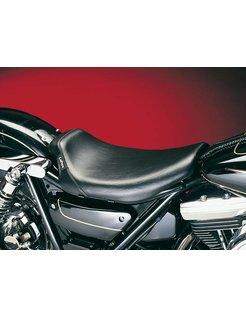 Sitz Bare Bones Solo Glatte Biker Gel 84-94 FXR