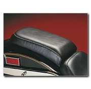 Le Pera seat solo Pillion Pad Bare Bone Smooth Biker Gel 84-99 Softail