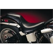 Le Pera seat   Full Length Silhouette 2-up Biker Gel 84-99 Softail