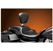 Le Pera seat   Outcast Full Length with backrest 08-16 FLH/FLT