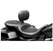 Le Pera seat   RT66 2-up with backrest 08-16 FLH/FLT