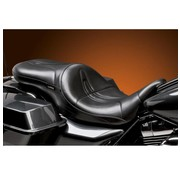 Le Pera seat   Sorrento 2-up PYO 08-16 FLH/FLT with Paul Yaffe/Bagger Nation Stretched Gas Tank for s.