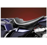 Le Pera seat solo  Bare Bone PYO 02-07FLH/FLT with Paul Yaffe/Bagger Nation Stretched Gas Tank for s.