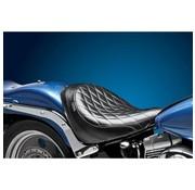 Le Pera seat solo  Sanora Diamond 06-16 Softail 200mm Rear Tire