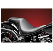 Le Pera seat   Silhouette DeLuxe Full Length 2-up Smooth 13-16 FXSB Softail
