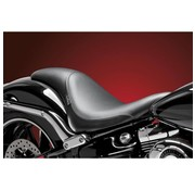 Le Pera seat   Silhouette Full Length 2-up Smooth 13-16 FXSB Softail