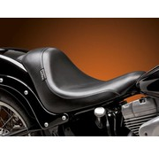 Le Pera seat solo  Silhouette DeLuxe Smooth 13-16 FXSB Softail