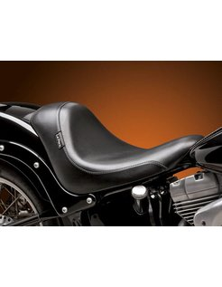 seat solo  Silhouette DeLuxe Smooth 13-16 FXSB Softail
