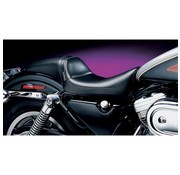 Le Pera seat   Daytona Smooth 04-06 and 10-14 Sportster XL with 4.5 Gallon Gas Tank for