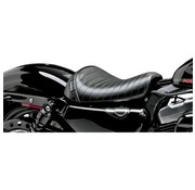 Le Pera seat solo  Bare Bone Pleated 04-06 and 10-14 Sportster XL
