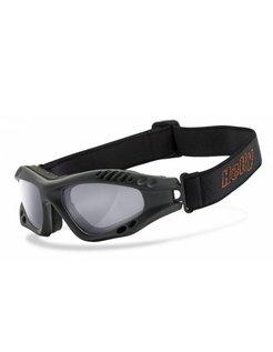 Goggle / Sunglasses Bikereyes: hellrider – smoke/phototrop