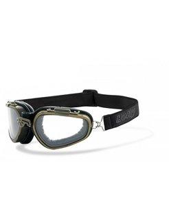 Goggle / Sunglasses Bikereyes: falcon clear/ antique