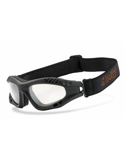 Goggle / Sunglasses Bikereyes: hellrider – clear