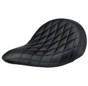 Biltwell seat solo  Slimline Diamond - Black
