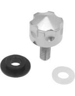 seat knob stainless steel - 1/4-20
