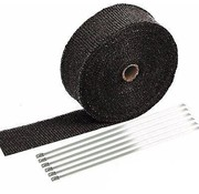 exhaust 33 feet (10 meter) wrap tape - Black