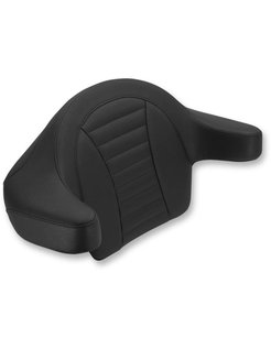 Touring wrap-around passenger backrest. Fits King Tour-Paks® 2014-2015.ROADKING 08-17 -   FLHT&FLTR 08-17 -  FLHX STREET GLIDE 08-17 TRI-GLIDE AND STREET GLIDE TRIKE 09-17