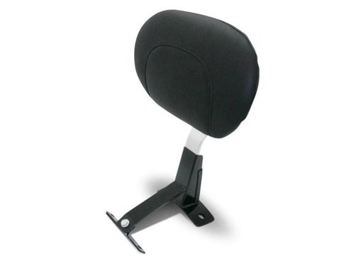 Mustang seat   Driver Backrest Kit Smooth - Touring 09-16FL