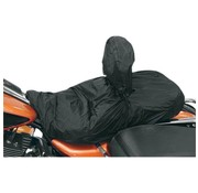 Mustang seat  RAIN COVER WITH DRIVER BACKREST RAIN COVERS